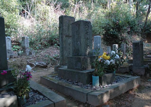武市半平太(瑞山)邸と墓_写真